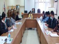 ประชุมคณะกรรมการกองทุนหลักประกันสุขภาพองค์การบริหารส่วนตำบลตระกาจ ครั้งที่ 1/2564