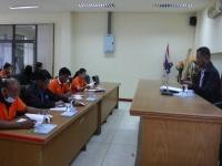 ประชุมคณะผู้บริหารเพื่อคัดเลือกสัดส่วนประชาคมท้องถิ่น 2564
