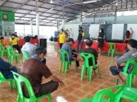 ประชุมประชาคมการจัดทำแผนพัฒนาท้องถิ่น 2564