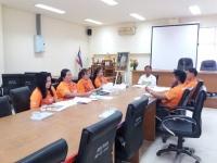 ประชุมมาตรฐานทั่วไปเกี่ยวกับโครงสร้างการแบ่งส่วนราชการฯ