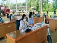 ประชุมคณะอนุกรรมการสนับสนุนการการจัดบริการระยะยาวสำหรับผู้สูงอายุที่มีภาวะพึ่งพิงฯ